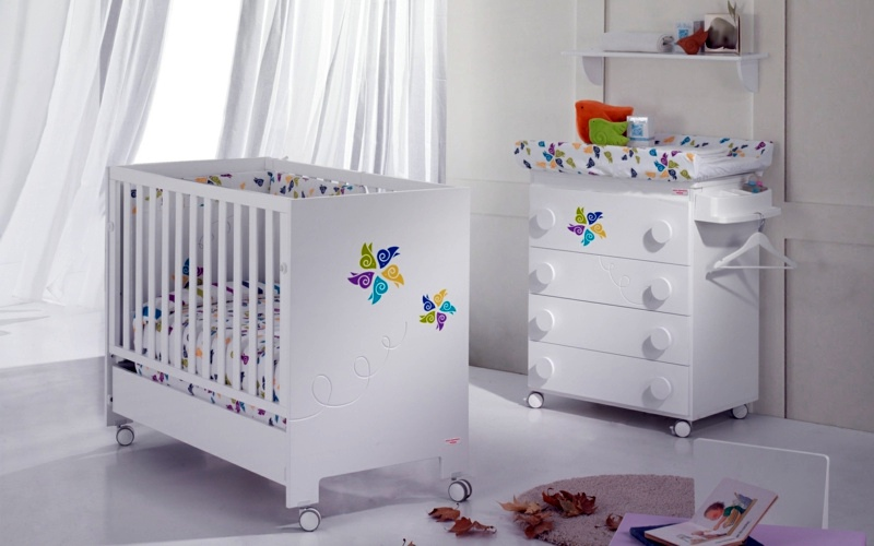 Designer Baby Furniture by Micuna style and comfort are guaranteed