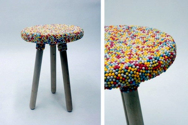 Inspired By Candy Cool Upholstered Furniture The Food