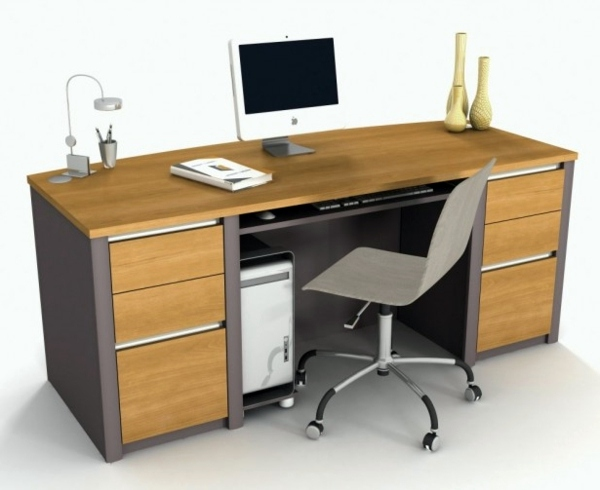 Office Desk Design the right desk design for your modern office | interior design