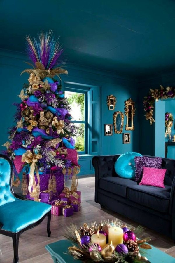 Attractive Decoration And Wall Decoration Wall Color Lagoon   You Feel The  Sea Breeze And The Home
