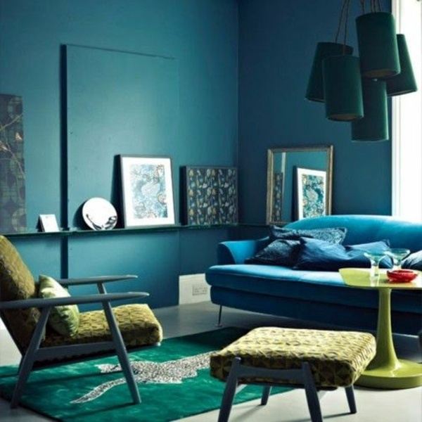 Wall Color Lagoon You Feel The Sea Breeze And The Home