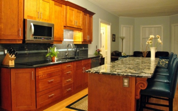 Granite or quartz are also very popular in mosaic appearance Oval ...