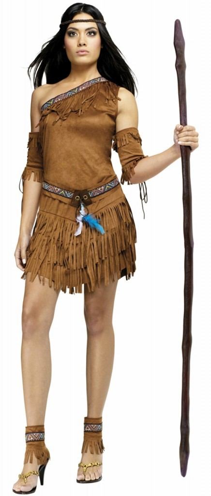 pocahontas costume mardi gras costumes for women interior design ideas avso org. Black Bedroom Furniture Sets. Home Design Ideas