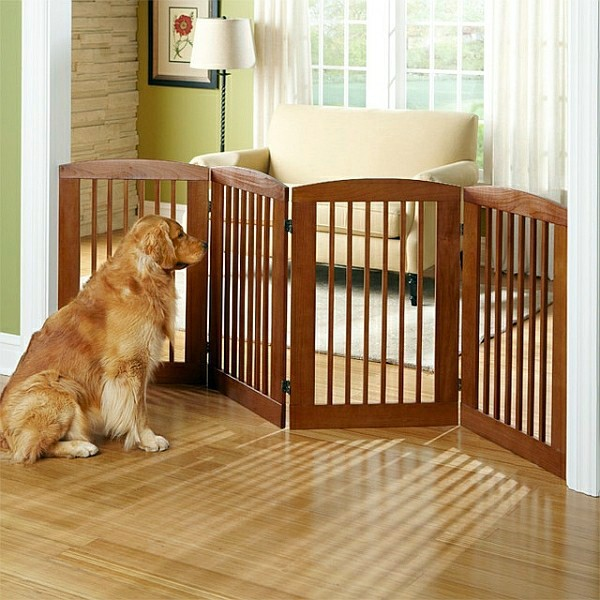 Divider Wood Modern Accessories For Your Pets