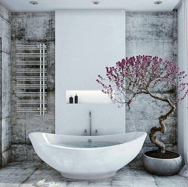 Badeinrichtung - Modern bathroom ideas and trendy bathroom furniture