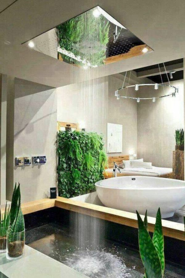 Modern bathroom ideas and trendy bathroom furniture