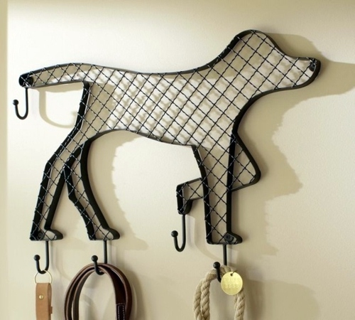 Hang dog form Decoration ideas with dogs & Decoration ideas with dogs | Interior Design Ideas | AVSO.ORG