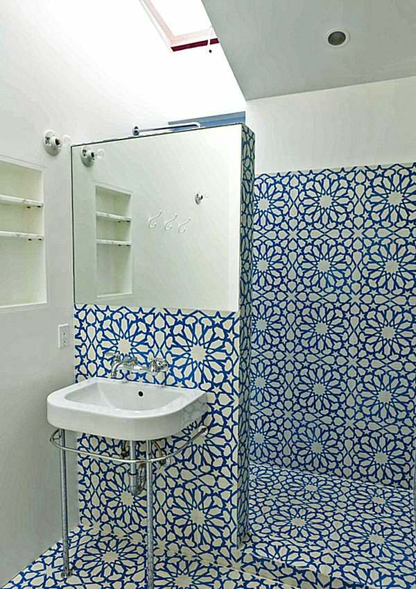 a few tips for the bathroom accessories and bathroom design which enlarge the space - Bathroom Designs Accessories