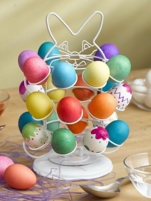 Tinker egg holder and stand for Easter | Interior Design Ideas ...