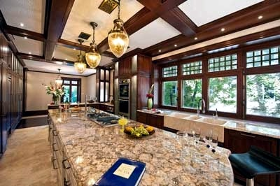 Special Dream Homes Kitchens