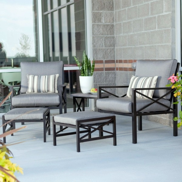 Charming How To Make A Quiet Balcony?   Top Tips And Ideas