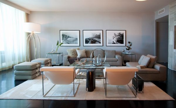 Black and white images Interior – a great idea for your exquisite ...