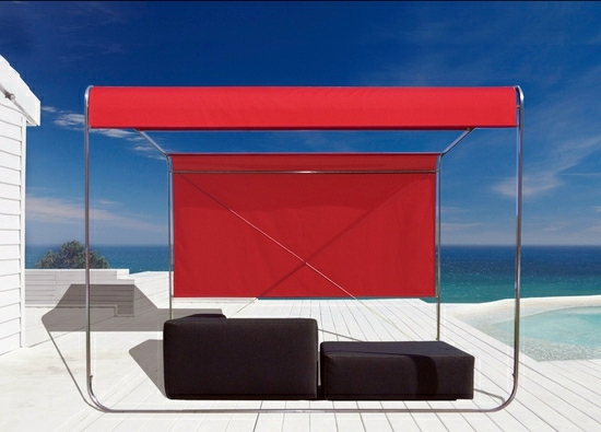 Outdoor Space Sun Protection 32