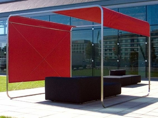 Outdoor Space Sun Protection 42