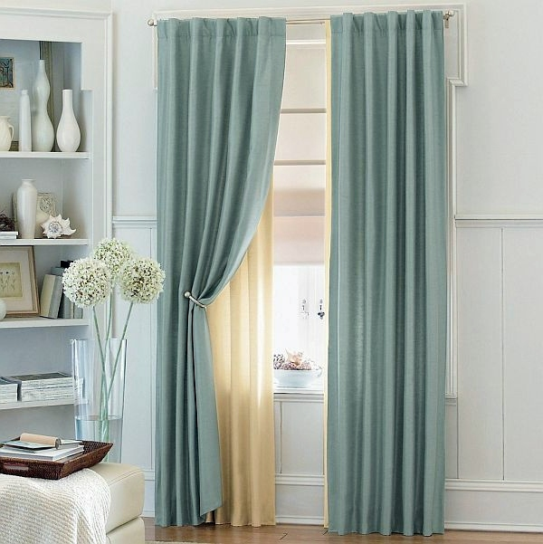 Dekoration   Hang Curtains And Curtains With Style