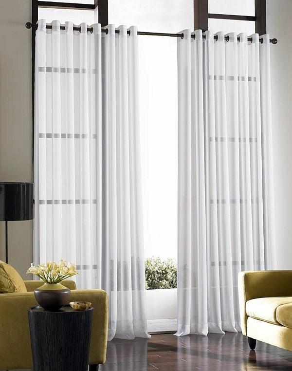 Hang curtains and curtains with style | Interior Design Ideas ...