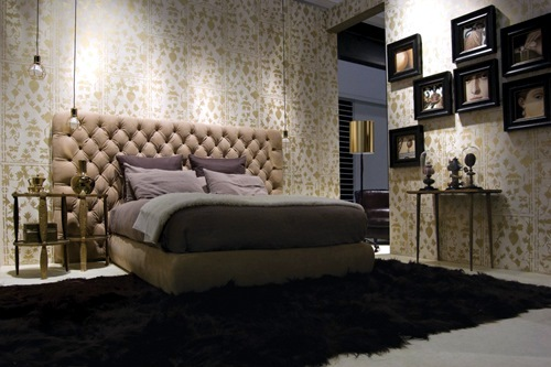 Mbel - 10 beautiful modern beds - designer furnishings in the bedroom