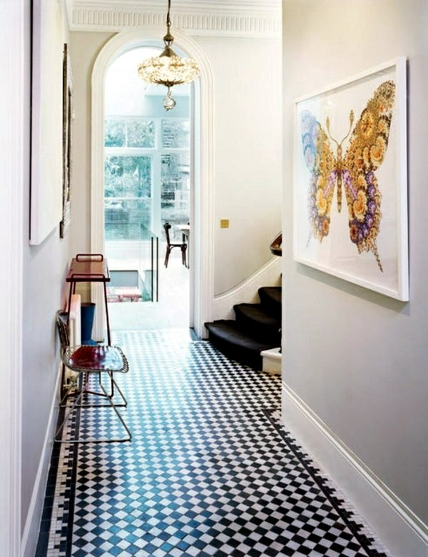The Butterfly 20 Interior Design Ideas For Beautiful Color Scheme In The  Hallway