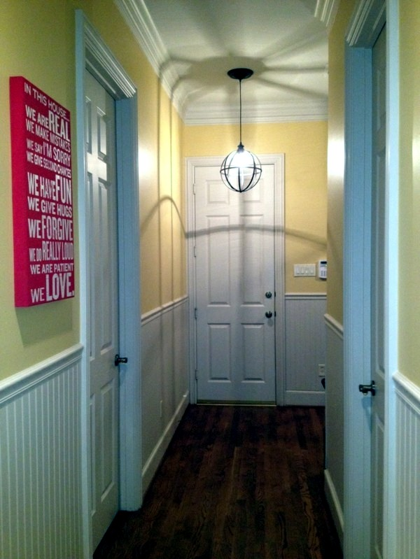 20 interior design ideas for beautiful color scheme in the Hallway colour scheme ideas
