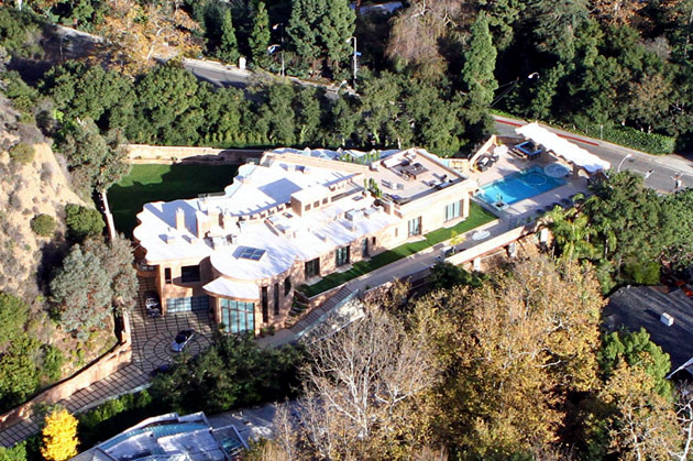 Image of rihanna house