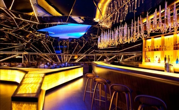 bar design in dubai alegra, exclusive bar design for a more luxury experience | interior design, Design ideen