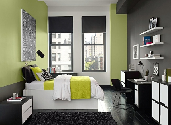 Bedroom Color Ideas For A Moody Atmosphere Interior