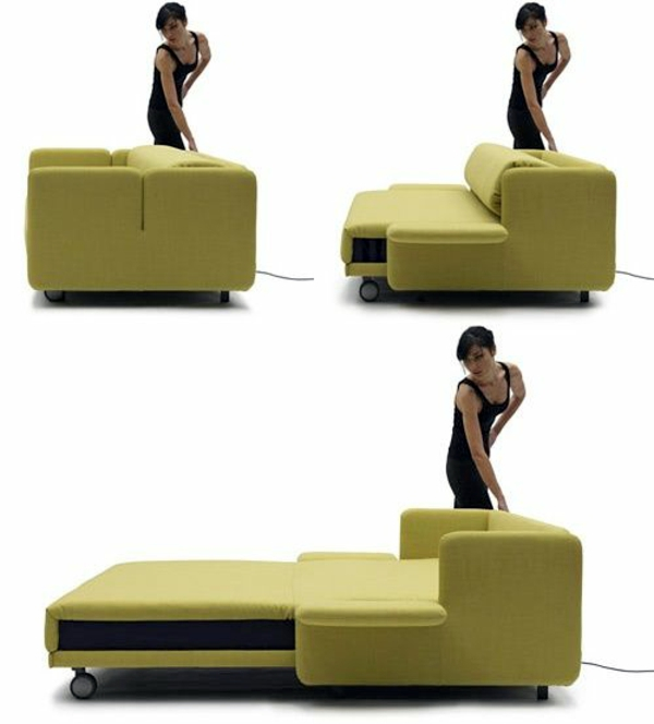Bed Chair Sofa Chair Inspiring Comfort And Cosiness