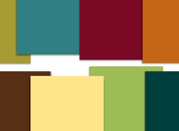 Color Chart Wall Color – Pick The Right Shades For Your Wall