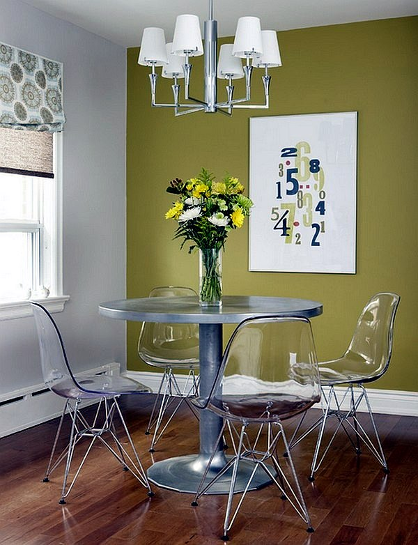 Decorating Small Dining Room: 50 Decorating Ideas For Small Dining Room