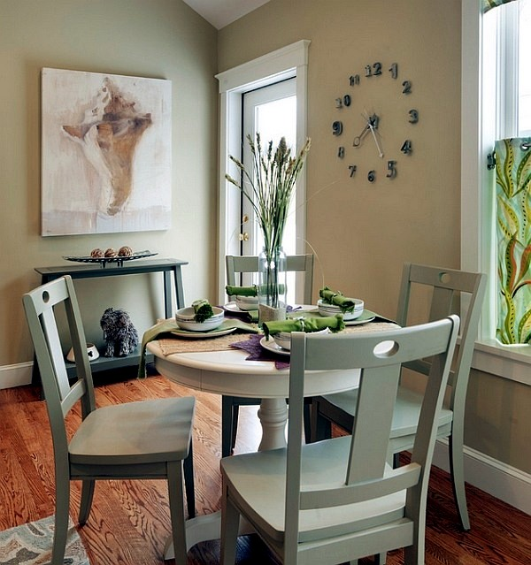 Small Dining Room Ideas: 50 Decorating Ideas For Small Dining Room
