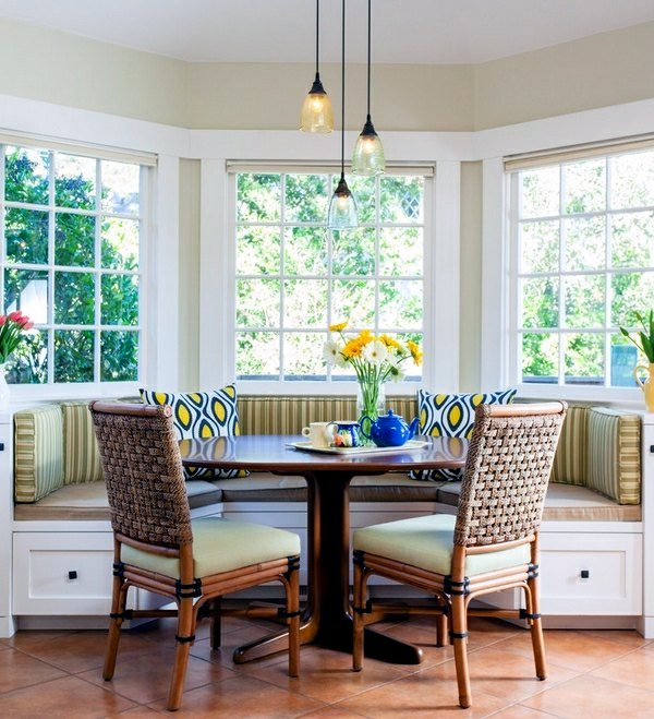 Dining Room Ideas For Small Spaces: 50 Decorating Ideas For Small Dining Room