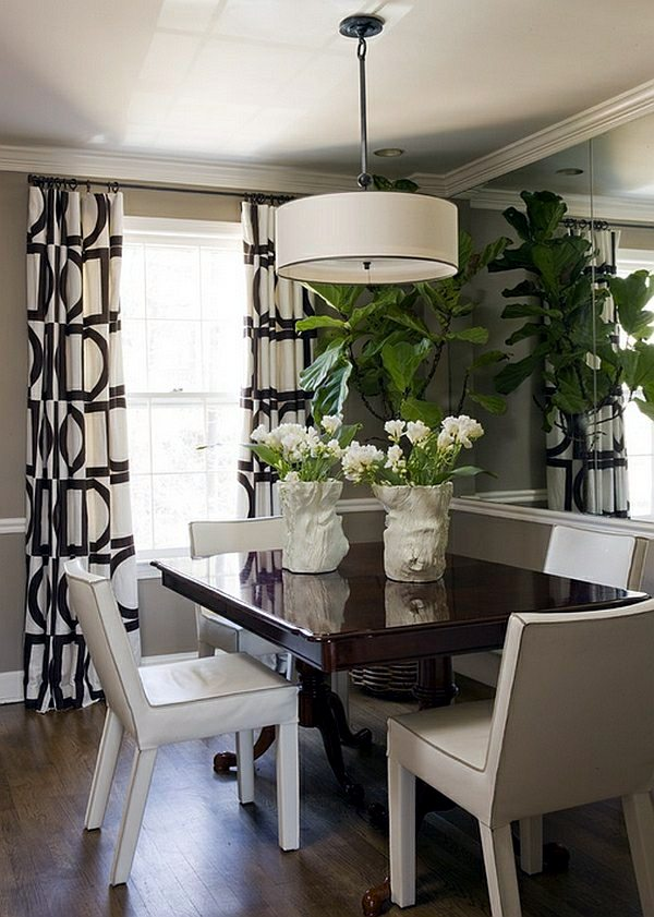 50 decorating ideas for small dining room interior for Esszimmer einrichtungsideen
