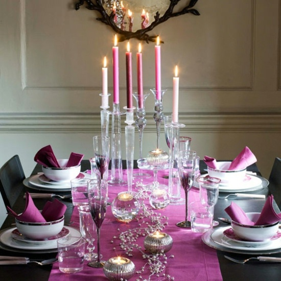 Christmas Table Decoration 25 Ideas To Follow Suit