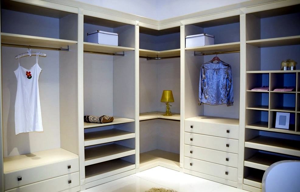 Corner wardrobe | Interior Design Ideas | AVSO.ORG