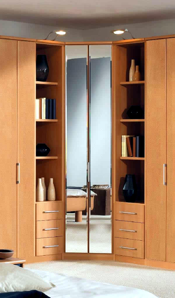 Corner Wardrobe Interior Design Ideas Avso Org