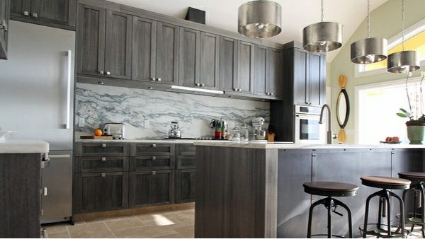 Atlanta Kitchen ? gray kitchen cabinets