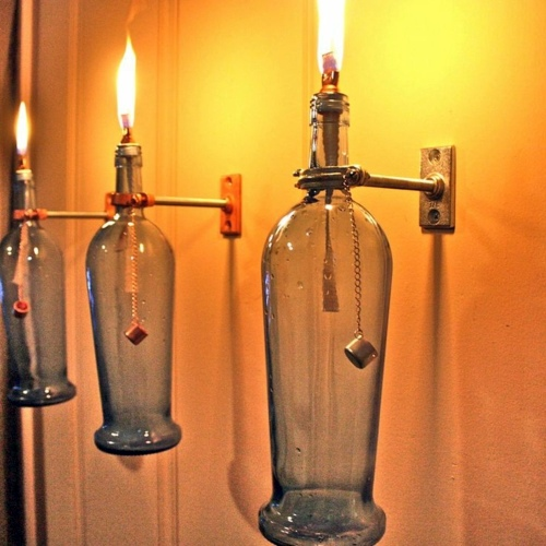 How can you create romantic lighting at home?