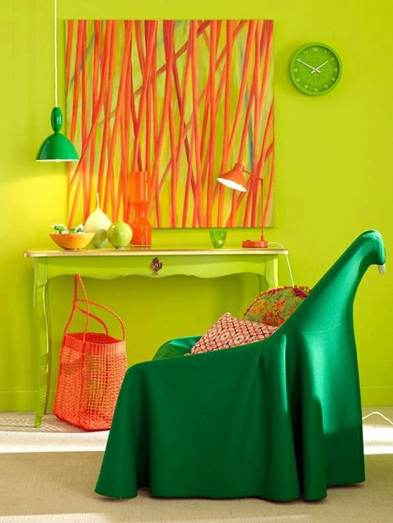 interior design with colors what colors find place in your home