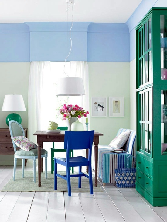Interior design with colors – what colors find place in your home ...