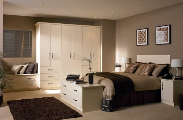 Comfort With A Traditional Touch Bedroom Closet Design For Your Modern  Interior