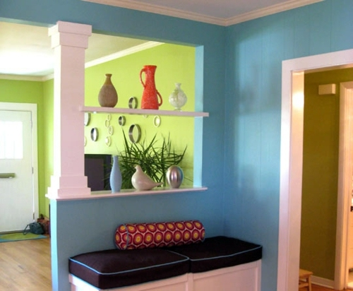 Select Contemporary Wall Color For Home