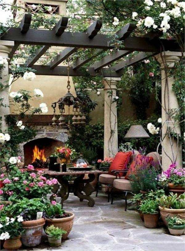100 images on garden design - the art of modeling the natural