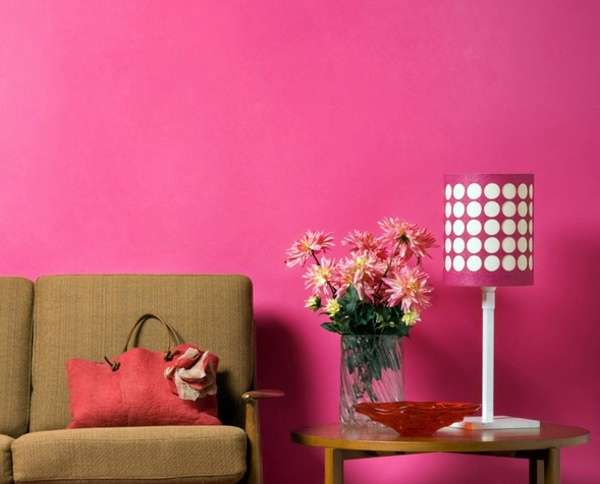 Wall Color Ideas Create A Colorful Wall Decoration