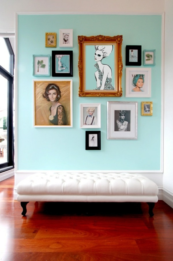 Pastel Wall Colors wall color ideas – create a colorful wall decoration | interior