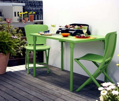 ... Cool Balcony Furniture Ideas   15 Practical Tips For A Beautiful Terrace