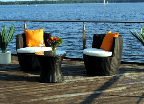Exceptionnel Fashion, Stylish And Convenient Cool Balcony Furniture Ideas   15 Practical  Tips For A Beautiful Terrace