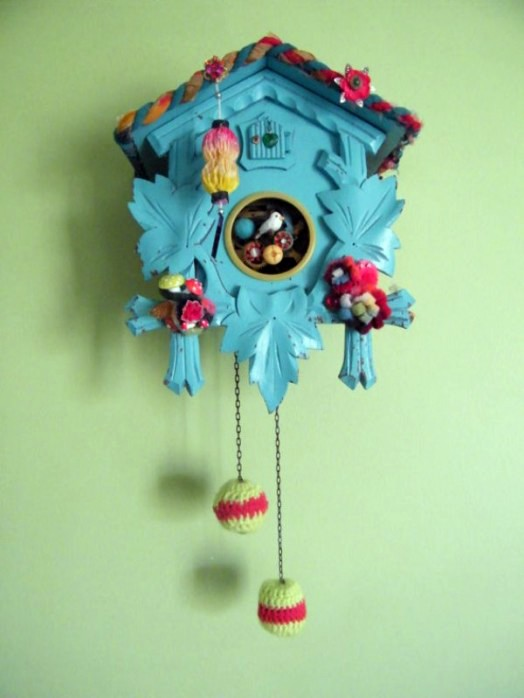10 Cute Cuckoo Clocks For Decoration In Children S Rooms