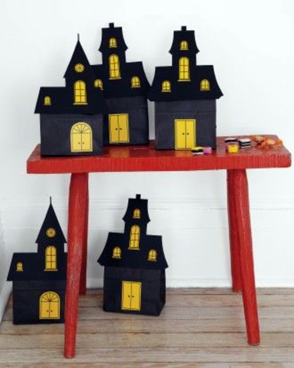 Halloween decoration do it yourself festive craft ideas interior the small city models halloween decoration do it yourself festive craft ideas solutioingenieria Images