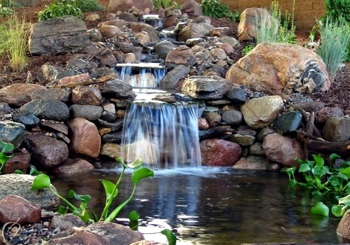 10 Cool Water Garden Ideas Whimsical naturalistic garden design