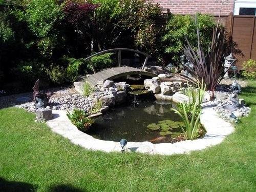 Koi Pond Aqua Eden 10 Cool Water Garden Ideas   Whimsical, Naturalistic Garden  Design